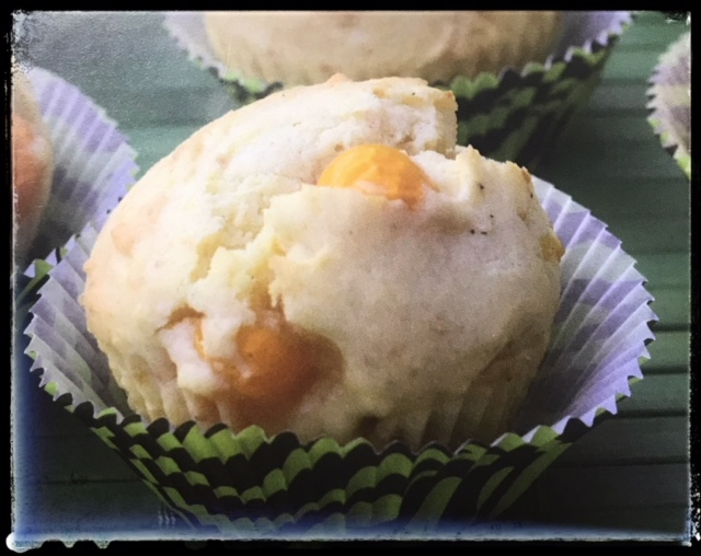Muffins aux Physalis