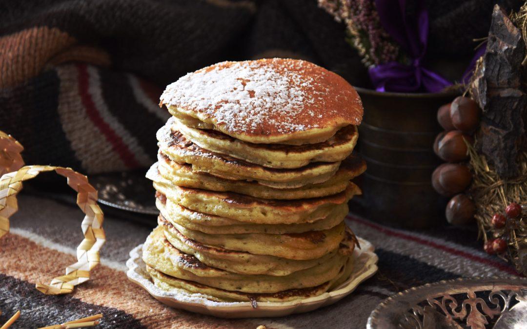 Pancakes au petit déjeuner est-ce bien raisonnable ?