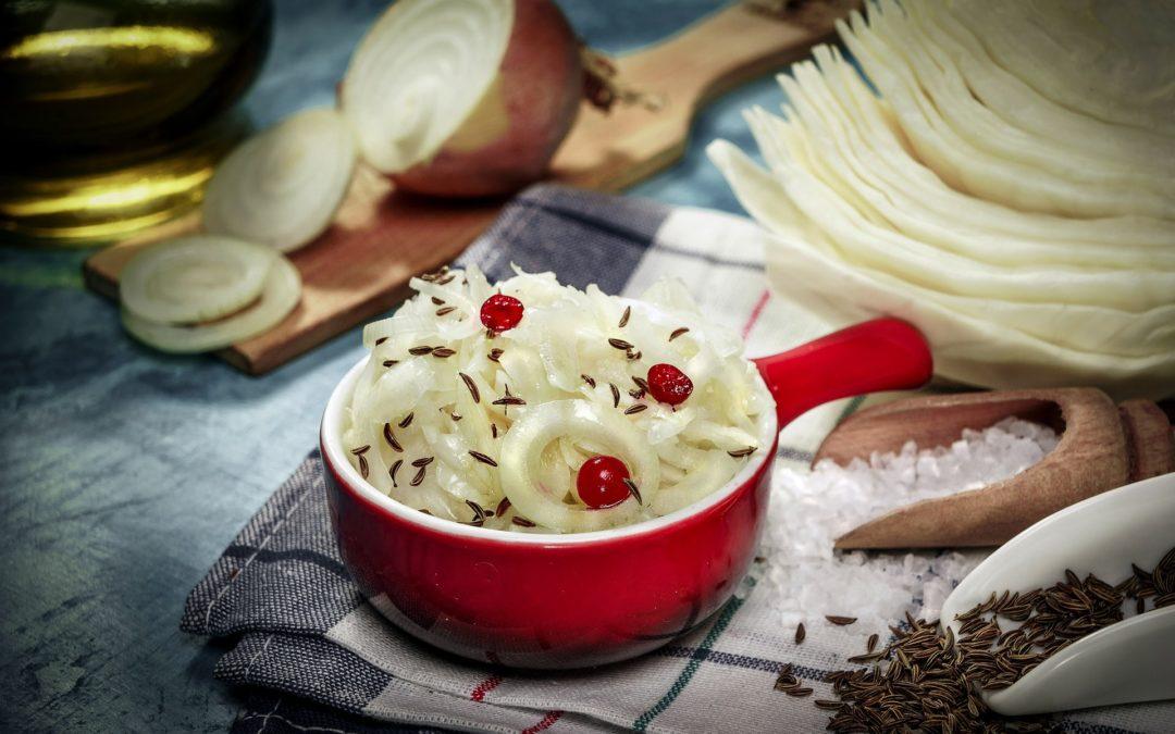 Salade de Choucroute Crue, Santé intestinale